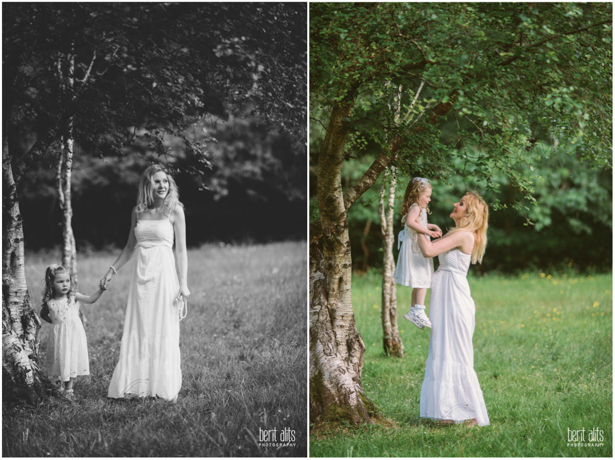 Anna and natalie berit alits photography for Creative family photo shoots