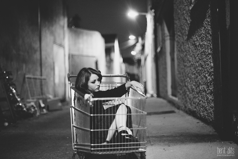 Car Warning Light >> Chloe -part 2- Berit Alits Photography