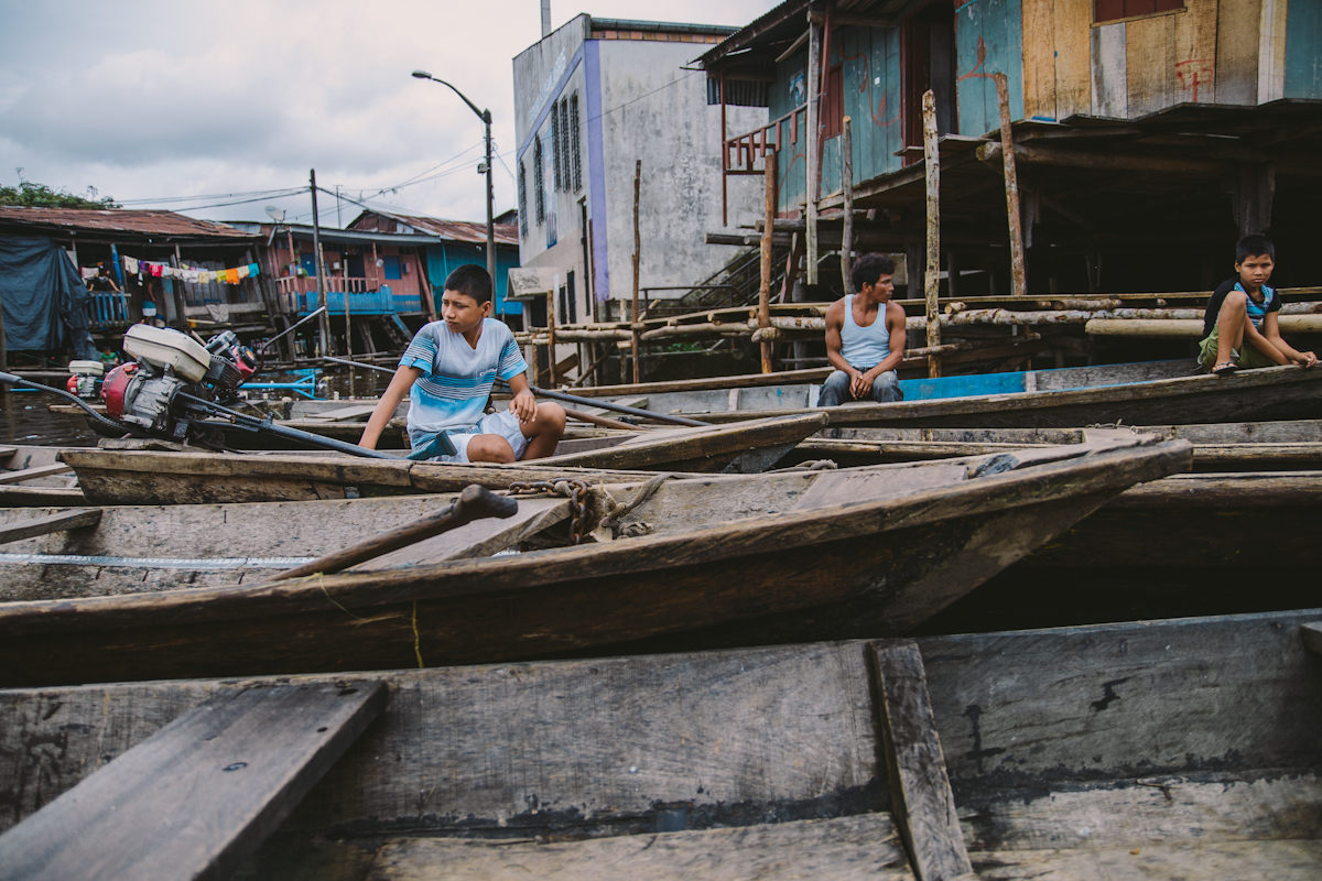 Peru Trip: Life in Belen, Venice of Peru