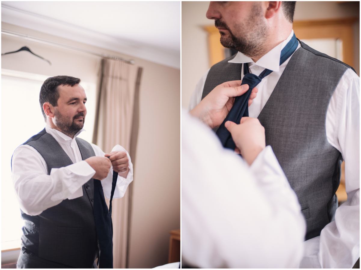 22_wedding photographer clonmel tipperary ireland photography bride groom raheen house venue dress shoes details married creative natural contemporary