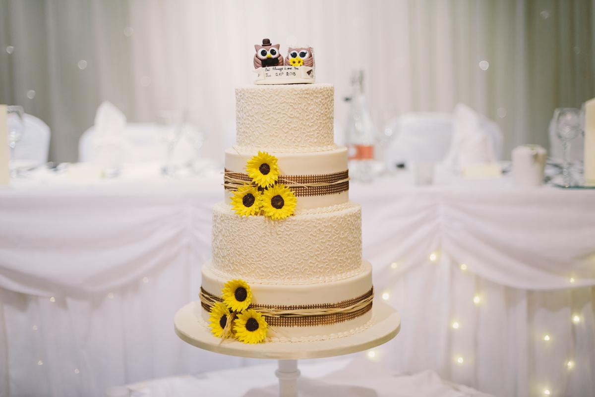 25 wedding cake