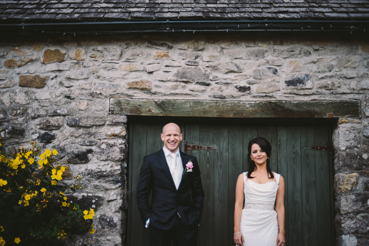 24.5 haybarn wedding