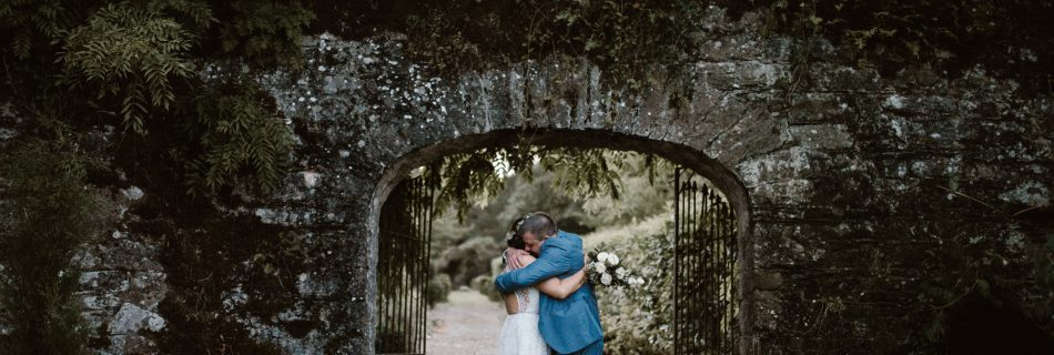 Sarah and Warren: Wedding in Blackwater Castle, Cork