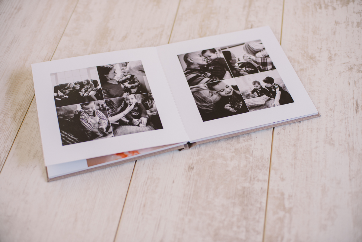 Family photo books