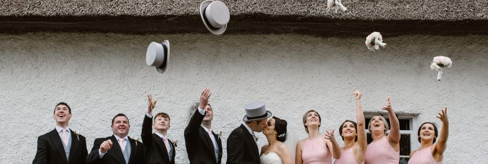 Catherine and Tom: wedding in Kilkenny
