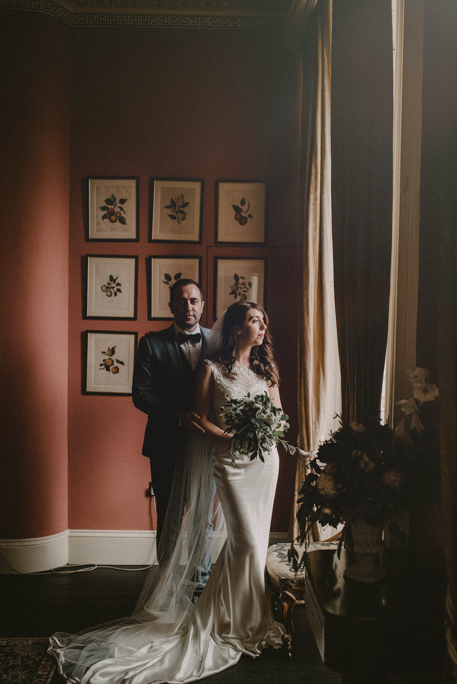 Borris House Wedding Photographer