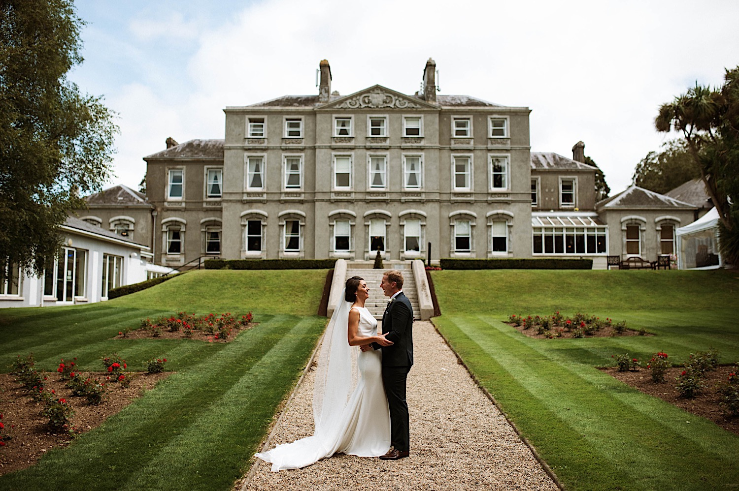faithlegg house hotel wedding