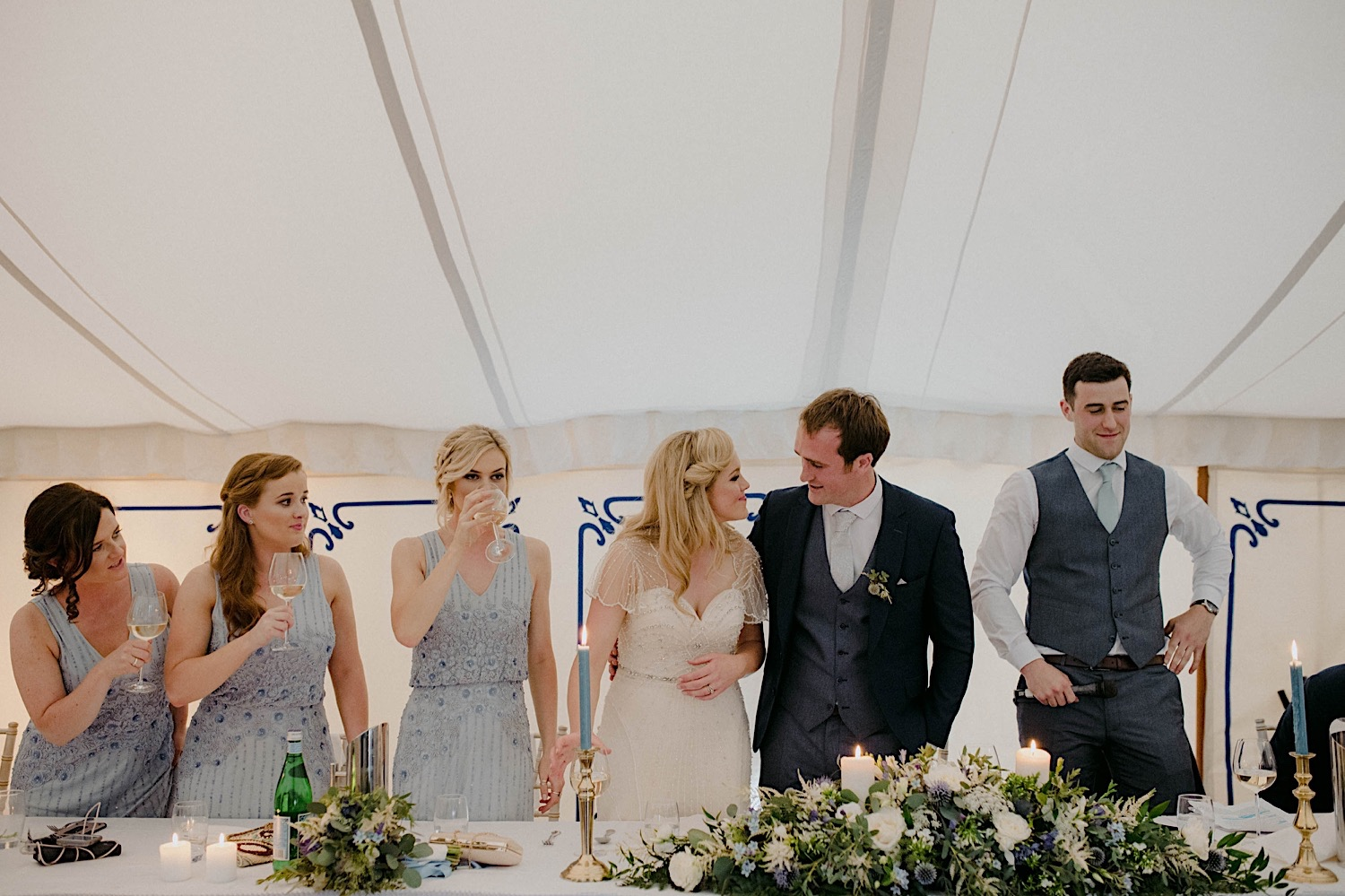 Marquee wedding in Tipperary